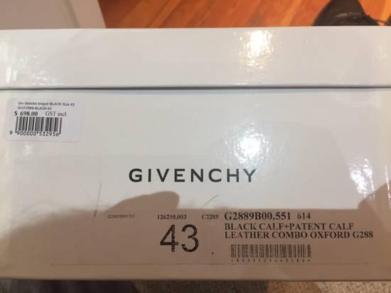 Givenchy Rare Givenchy Calf Leather Oxford Size US 10 / EU 43 - 7
