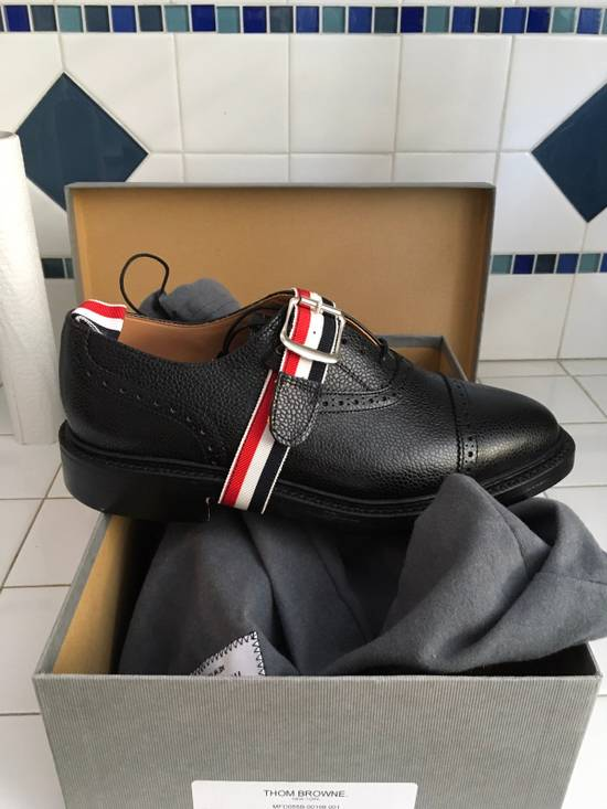 Thom Browne Thom Browne Oxford Toe Pebble Grain Size US 8 / EU 41