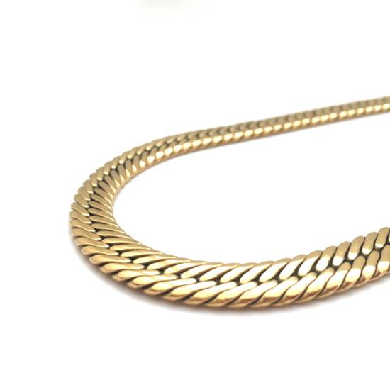 """Givenchy 18.25"""" Gold Chain Necklace Size ONE SIZE - 4"""