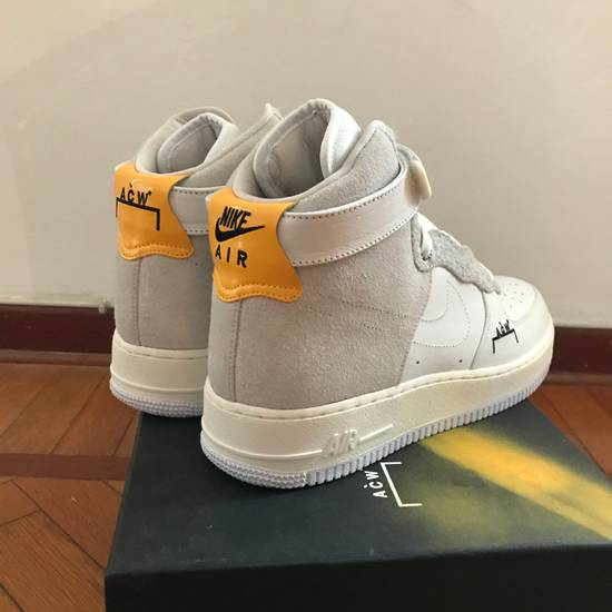 Nike Nike Air Force 1 A COLD WALL Size US 9.5 / EU 42-43 - 1