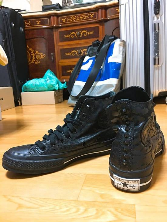 Givenchy Givency x Taylor Converse Collaboration (Unisex) Size US 7 / EU 40 - 2