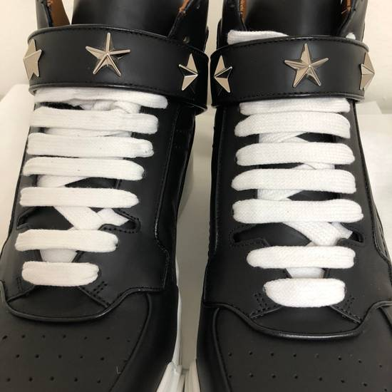 Givenchy Tyson Hi Top Sneakers Black NIB Size US 8 / EU 41 - 2