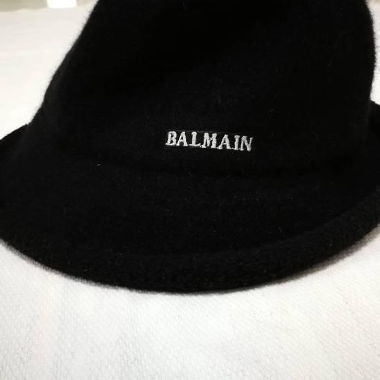 Balmain Balmain Paris Wool Hats Size ONE SIZE