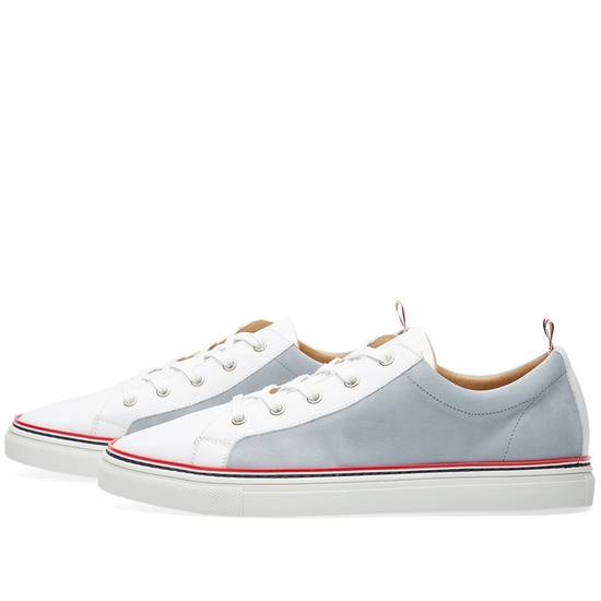 Thom Browne nubuck leather sneaker Size US 11 / EU 44 - 1