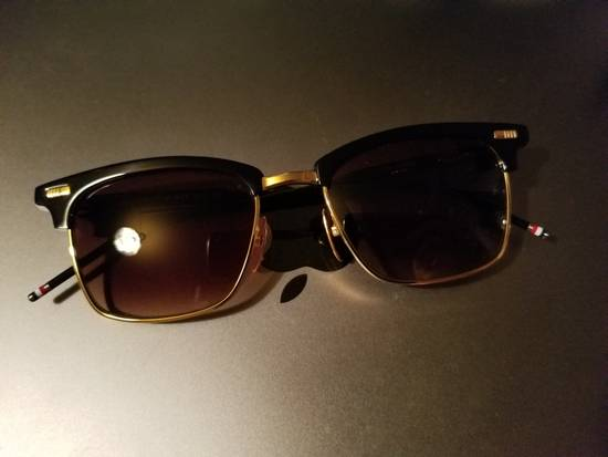 Thom Browne D-Frame Sunglasses TB 711 Size ONE SIZE - 9