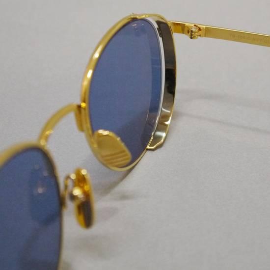 Thom Browne Thom Browne TB-106 18k GOLD Sunglasses Size ONE SIZE - 1
