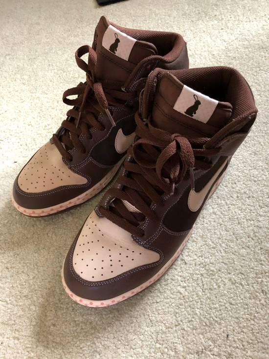 sports shoes ca116 0ff9b Nike SB Dunk High Easter Brown Sz 9.5 (Worn by Travis Scott)