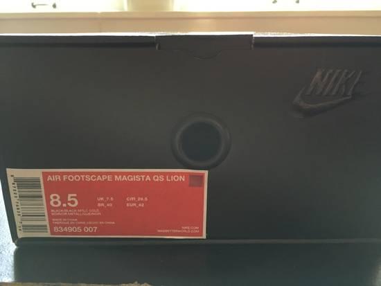 Balmain NIKELAB AIR FOOTSCAPE MAGISTA QS LION X OLIVIER ROUSTEING - SIZE 8.5US Size US 8.5 / EU 41-42 - 1
