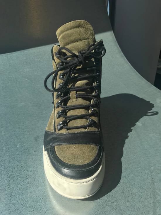 Balmain Balmain x H&M Hi-Top Sneaker Size US 11 / EU 44 - 3