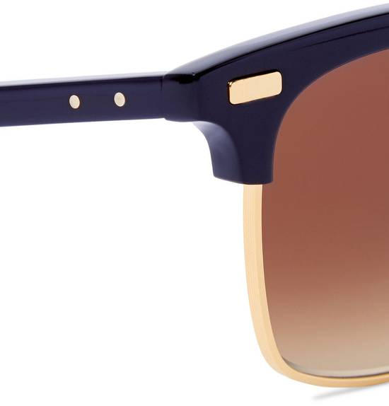 Thom Browne D-Frame Sunglasses TB 711 Size ONE SIZE - 4