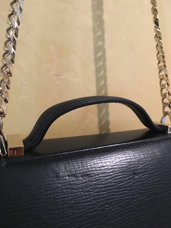 Givenchy Givenchy Pandora Box Mini Leather Chain Crossbody Bag Size ONE SIZE - 4