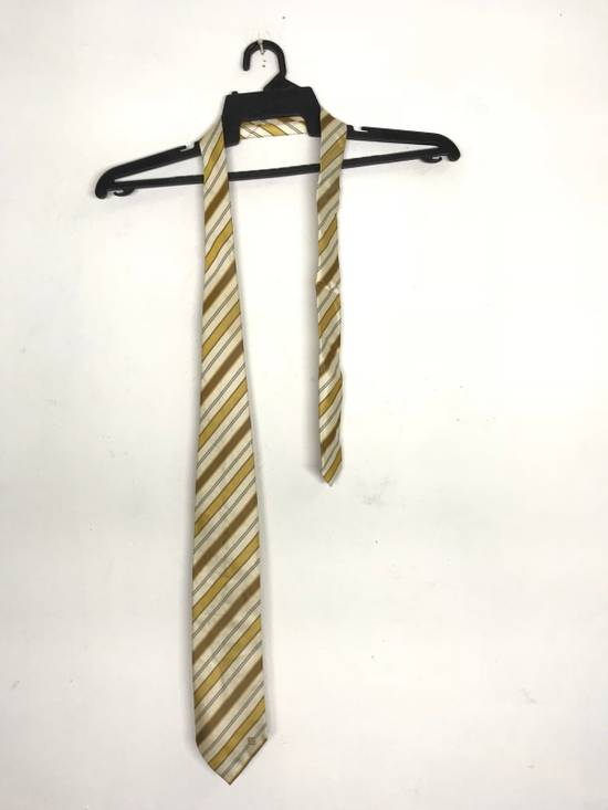 Givenchy GIVENCHY STRIPED NECK TIE MADE IN ITALY 100% SILK Size ONE SIZE