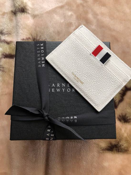 Thom Browne Thom Browne Card Holder Size ONE SIZE - 5