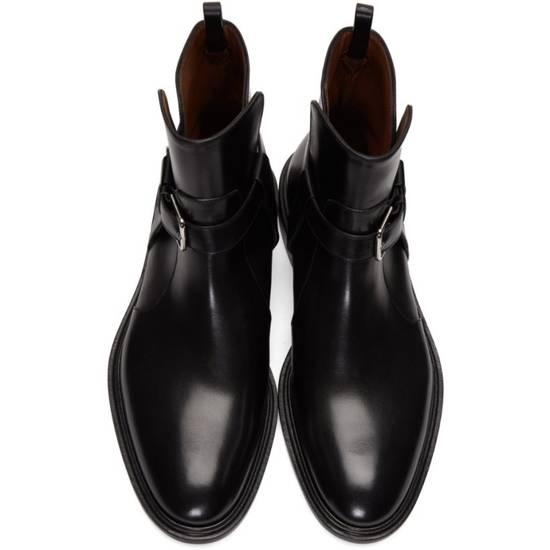 Givenchy Split Shaft Harness Boot Size US 12 / EU 45 - 10