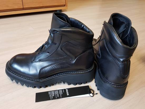 Julius _julius SS16 [ sefiroth; ] Thick Tread Mid Boots Size US 9 / EU 42 - 1