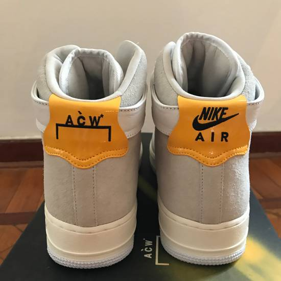 Nike Nike Air Force 1 A COLD WALL Size US 9.5 / EU 42-43 - 3