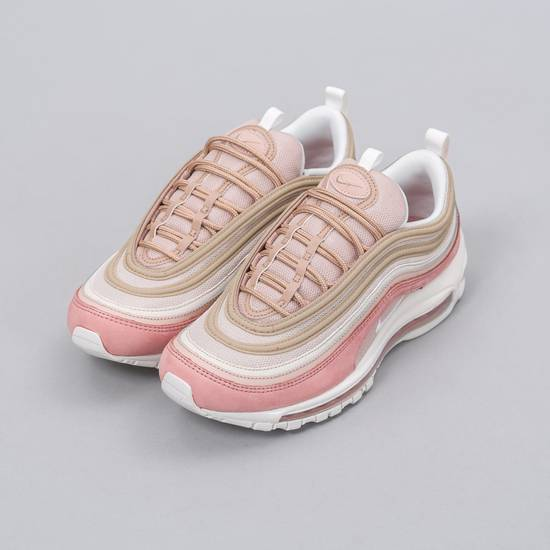 Air Max 97 Premium in Particle BeigeSummit WhiteRush Pink