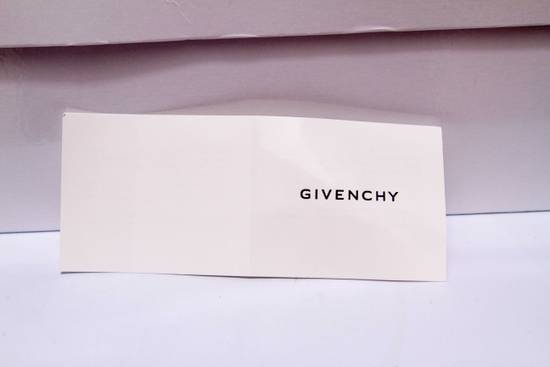 Givenchy BNIB DS Givenchy Black Leather Velcro-strap mid-top Size US 9.5 / EU 42-43 - 6