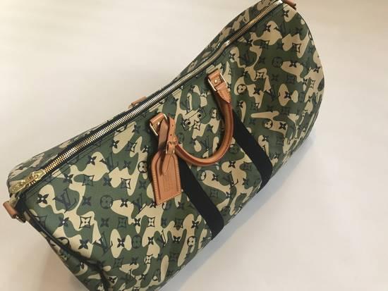 Louis Vuitton Louis Vuitton X Takashi Murakami Monogramouflage Duffle Size ONE SIZE - 2