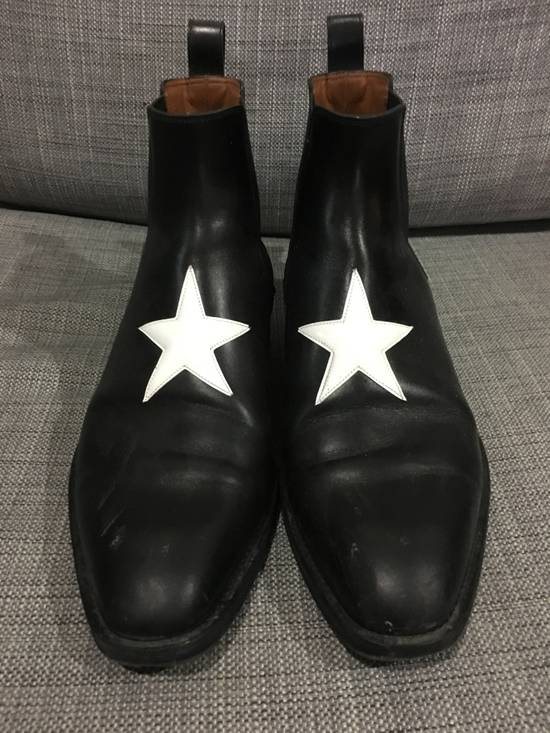 Givenchy Star Chelsea Boots Size US 7 / EU 40 - 1