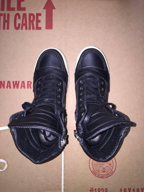 Balmain High Top Sneakers Size US 7 / EU 40 - 2