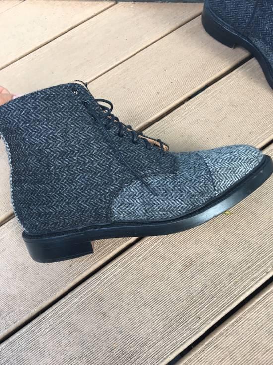 Thom Browne Thom Browne Tweed Derby Shoes Size US 10.5 / EU 43-44 - 3