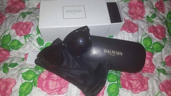 Balmain Balmain Paris unisex sunglasses Size ONE SIZE - 2