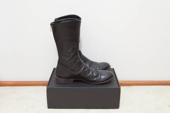Julius Engineer Back Zip Boots Size US 8 / EU 41 - 5