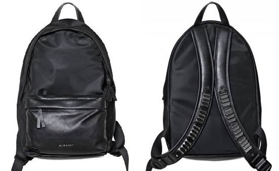 Givenchy Limited Edition 2011 Metal Stud Backpack (worn by Jerry Lorenzo - Fear Of God) Size ONE SIZE