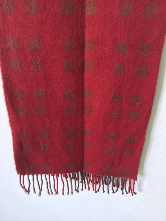 Givenchy Final Drop Before Delete!! Vintage Givenchy Scarf Muffler Cashmere Wool Free Shipping Size ONE SIZE - 4
