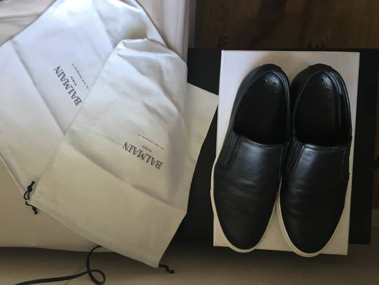 Balmain Skate Shoe Leather Size US 10 / EU 43 - 4
