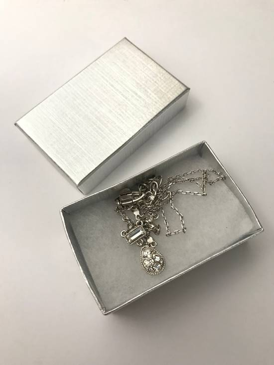 Givenchy Givenchy Silver Tone Ice Chain Size ONE SIZE