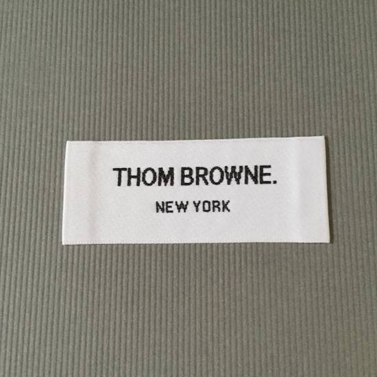 Thom Browne Funmix Hector Dog Leather Pouch NWT Size ONE SIZE - 11