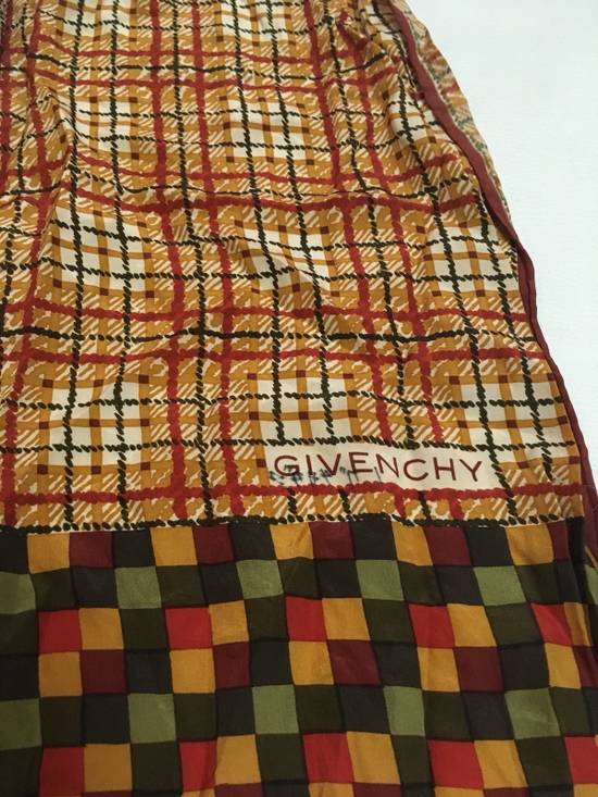 Givenchy Givenchy Long Scarf Muffler Size ONE SIZE