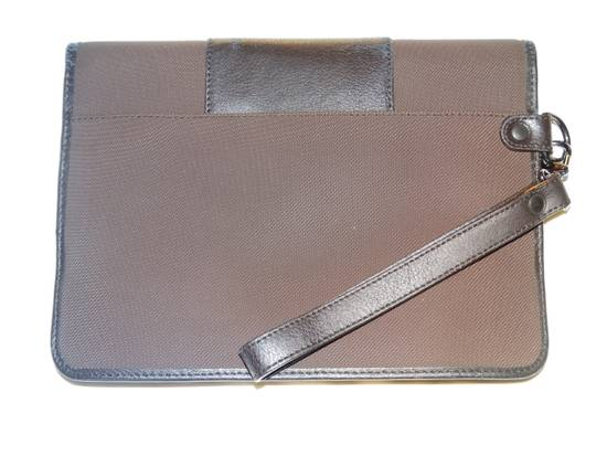 Givenchy Givenchy gentleman documents pouch case brown wine leather MINT made in Italy Rare Size ONE SIZE - 3