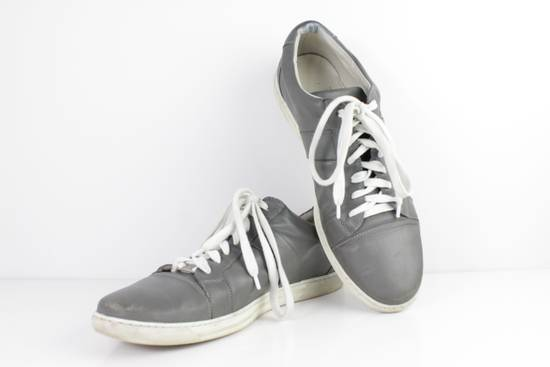 Givenchy Givenchy Grey Leather Shoes Size US 10 / EU 43 - 8