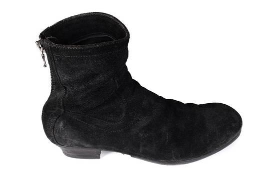Julius Cow Suade Boots Size US 9.5 / EU 42-43 - 5
