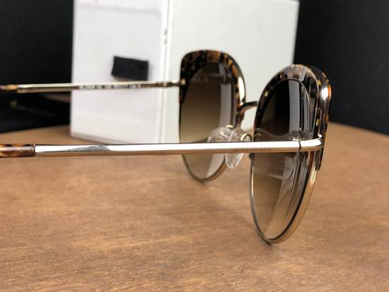 Balmain Balmain Black Gold Sunglasses BL 2509 Size ONE SIZE - 7