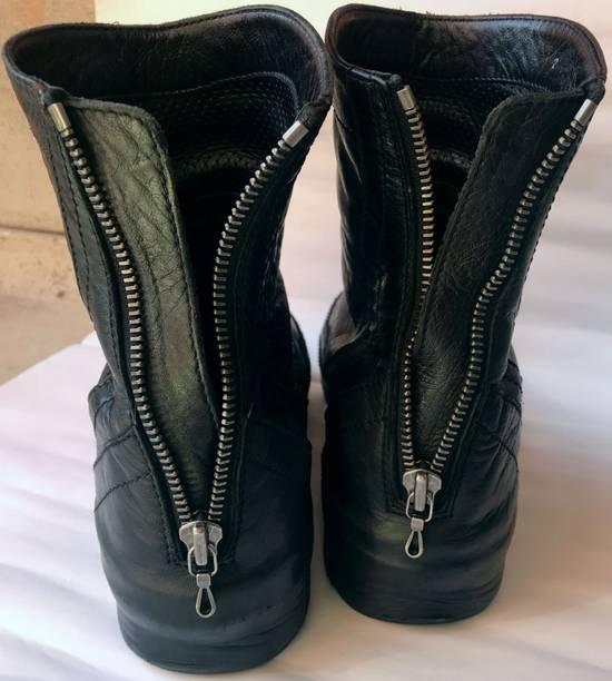 Julius Hidden Heel Engineer Boots. MA_Julius SS11 Size US 9.5 / EU 42-43 - 7