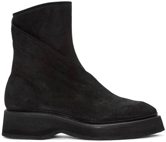 Julius FW16 twisted zip-up boots, NWB Size US 9 / EU 42 - 6