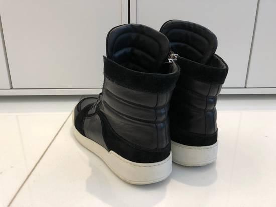 Balmain Balmain Classic High Top Sneakers Size US 10 / EU 43 - 2