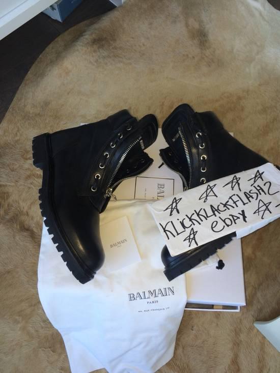 Balmain Balmain Black Rangers Boots Size US 11 / EU 44