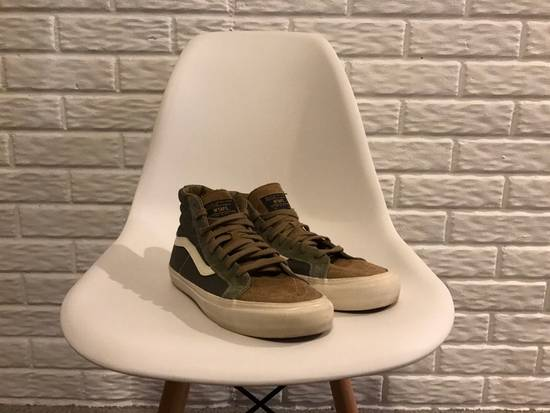 1caef68f52 Vans Vans X WTAPS Sk8 Hi Olive Size 10.5 - Hi-Top Sneakers for Sale ...