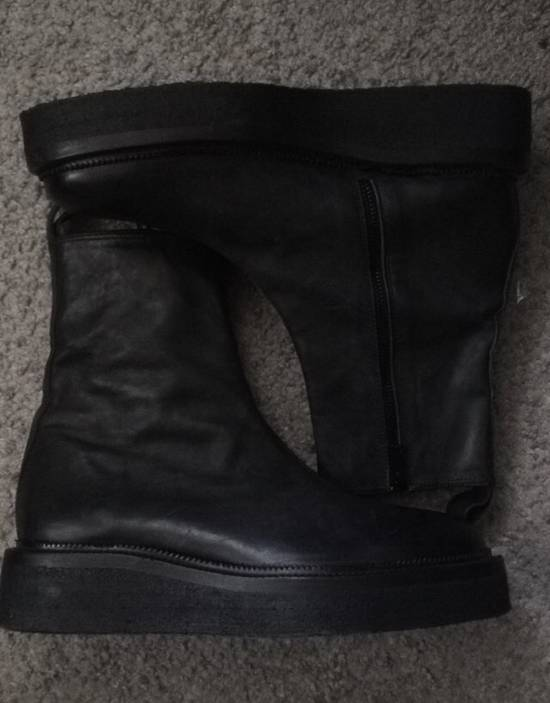 Damir Doma Horse Leather Creeper Boots Size US 7 / EU 40 - 5