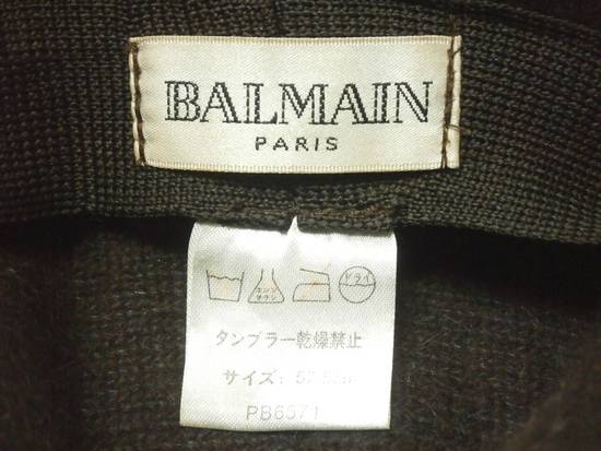 Balmain Vintage BALMAIN Paris brown bucket hat Size ONE SIZE - 5