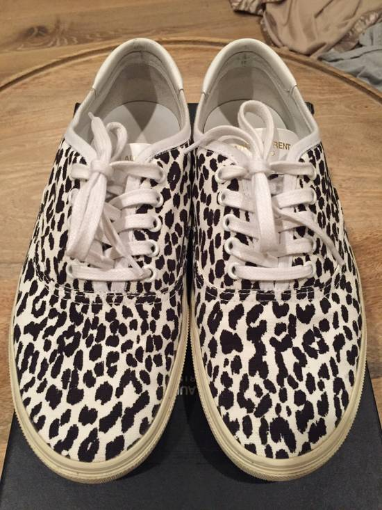 Saint Laurent Paris SLP Baby Cat Sneakers Size US 9.5 / EU 42-43 - 4