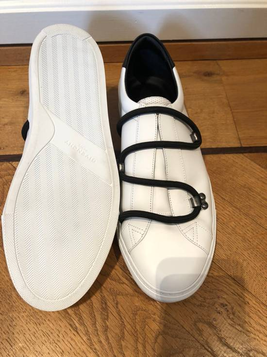 Givenchy Urban Sneaker By GIVENCHY In White Matte Leather Size US 8 / EU 41 - 3