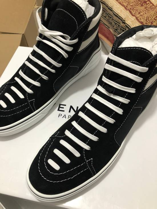 Givenchy Black Georges V Size US 10.5 / EU 43-44 - 1