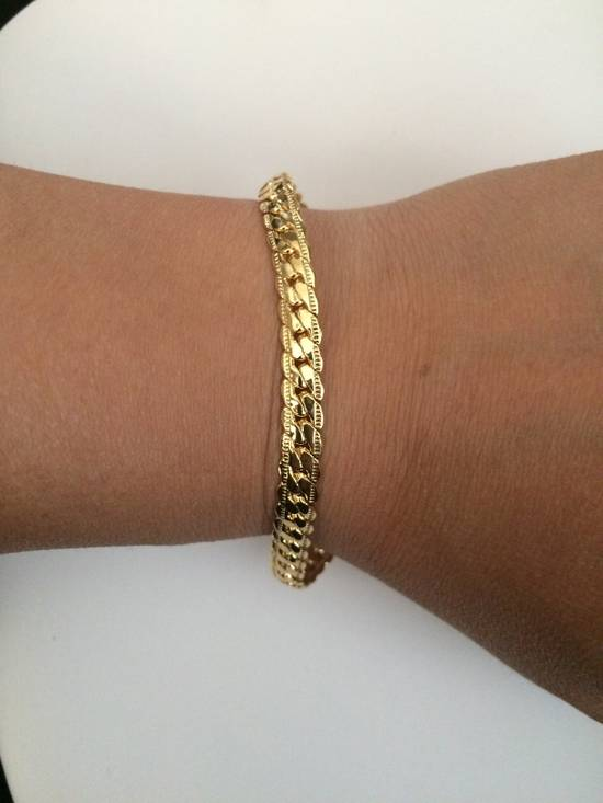 Jw Golden Snake Chain bracelet Size ONE SIZE - 1