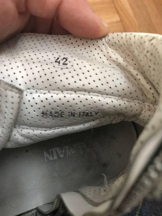 Balmain Balmain High Top Sneakers Size US 9 / EU 42 - 4